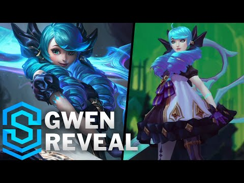 Gwen, The Hallowed Seamstress Ability Reveal | New Champion