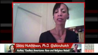 Black Atheist Interview On HuffPostLive With Sikivu
