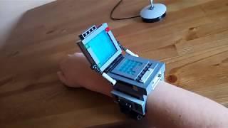 Лего технологии недалекого будущего. Мульти офиса и hand mac.