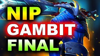 NIP vs GAMBIT - GRAND FINAL - VALENTINE MADNESS WePlay! DOTA 2