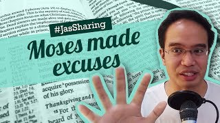 MOSES MADE EXCUSES | JASSHARING 005