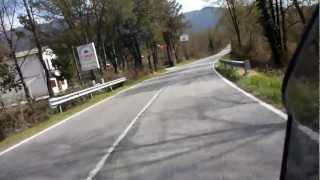 preview picture of video 'SS5 Tiburtina Valeria (Tratto Mandela - Arsoli)'