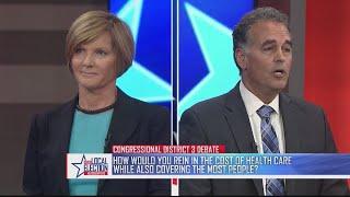 Politics Now: Congressional debate between Susie Lee and Danny Tarkanian, Part 2