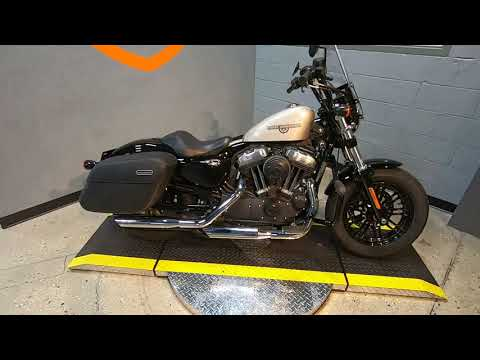 2018 Harley-Davidson Sportster Forty-Eight XL1200X