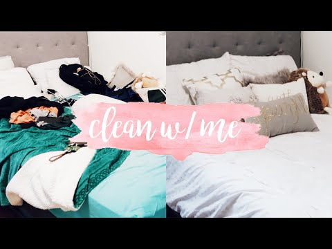 Clean With Me: Bedroom Edition