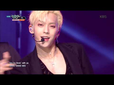 뮤직뱅크 Music Bank - YA - Lee Min-Hyuk(이민혁).20190118