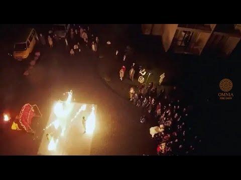 """Відео Вогняне шоу """"OMNIA fire show""""  1"""