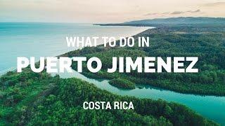 Puerto Jiménez, Costa Rica