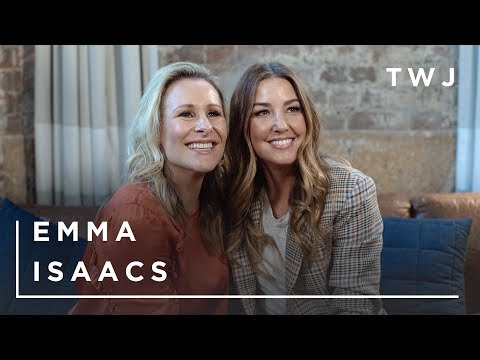 Emma Isaacs on Winging It