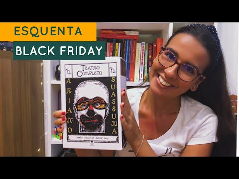 ESQUENTA BLACK FRIDAY (# 1 NOV 2019)  | Ana Carolina Wagner