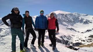 Skitour Kolmkarspitz 2018