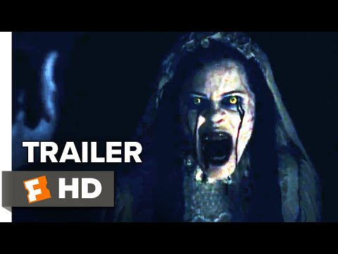 The Curse of La Llorona Teaser Trailer