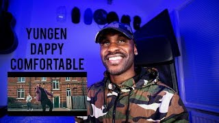 Yungen Ft. Dappy   Comfortable (Official Video) [Reaction] | LeeToTheVI