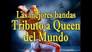 Las mejores bandas tributo a Queen del mundo- Bel kira