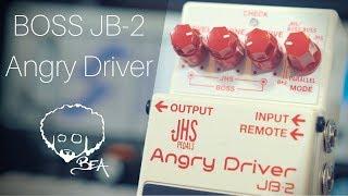 BOSS JB-2 | Angry Driver