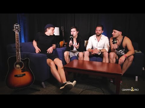 GRAMMY Pro Interview With Lukas Graham At SXSW 2016