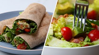 Five Make-Ahead Work Lunches That Dont Need Reheating •Tasty
