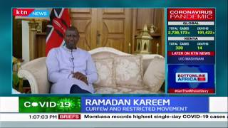 DP Ruto offers goodwill message to Muslims ahead of Holy month of Ramadhan
