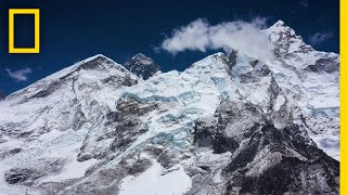 Everest Glaciology - Truth is in the Ice | National Geographic thumbnail