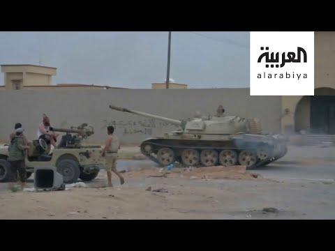 العرب اليوم - شاهد: الجيش الليبي يقتل قادة في كتائب