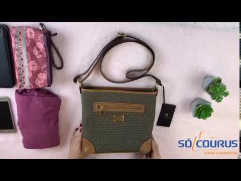 Bolsa Transversal Feminina Smart Bag 86007 Bege Pele. Mais Visões.  Assistir. Produto Esgotado fee6b88abe7