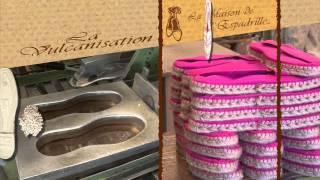 Fabrication Des Espadrilles Traditionnelles