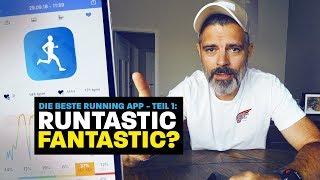 Welche ist die beste Running-App? Teil 1: Runtastic Fantastic?