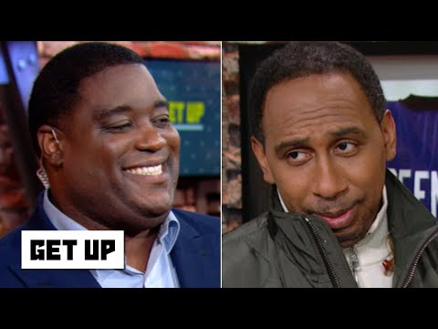 Stephen A. crashes Damien Woody's Thanksgiving food power rankings | Get Up