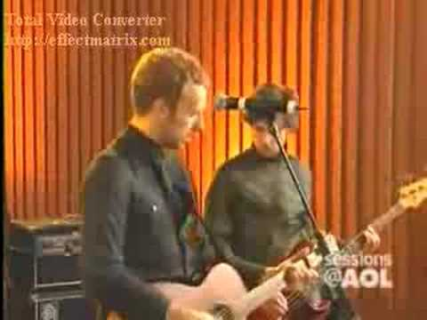 Warning Sign - Coldplay Live Sessions @ AOL