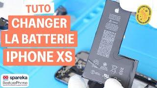 Comment changer la batterie d'un Iphone XS - Tuto