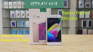 oppo a71 qualcomm pattern lock solution miracle box - Kênh video