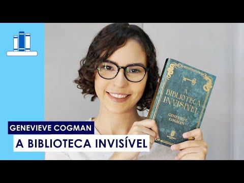 A BIBLIOTECA INVISÍVEL, de Genevieve Cogman | Ízis Negreiros