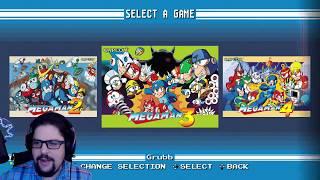 GameCrimes: Mike Teaches Jeff How To Play Mega Man 3