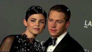 Ginnifer Goodwin & Josh Dallas' Real Life Fairytale Wedding   Splash News TV   Splash News TV