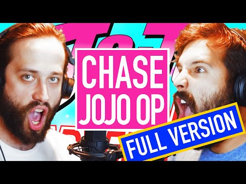 Download Chase (FULL) - Jojo's Bizarre Adventure OP 6 (English Opening Cover by Jonathan Young) Mp4 HD Video and MP3