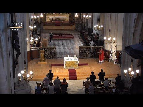 Messe à Saint-Germain-L'Auxerrois du 21 septembre 2021