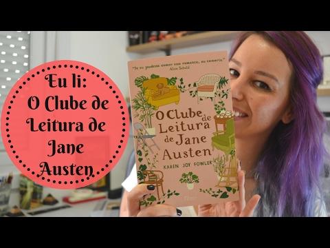 [Eu li] O Clube de Leitura de Jane Austen