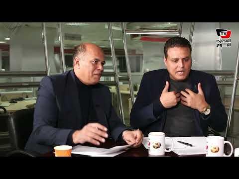 أحمد عبد الغني: الجزيري لاعب كويس لكنه غير مناسب للمرحلة.. وهشام يكن يدافع عن اللاعب