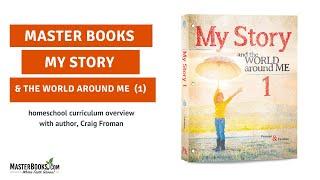 Teaching My Story 1 // Elementary Social Studies // Homeschool Curriculum By Master Books