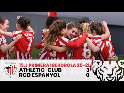 ⚽️ HIGHLIGHTS I Athletic Club 3-0 RCD Espanyol I M19 Primera Iberdrola 2020-21