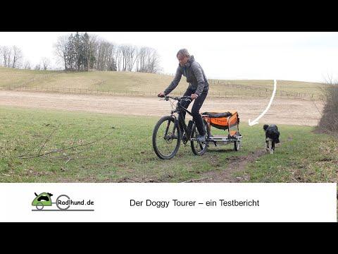 Doggy Tourer Hundeanhänger - ein Testbericht