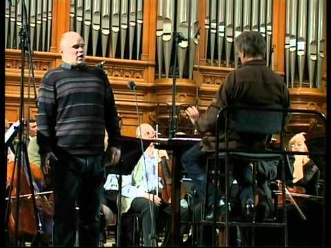 24.12.2009 БЗК. Репетиция