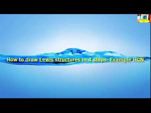 Hydrogen Cyanide Lewis Dot Structure