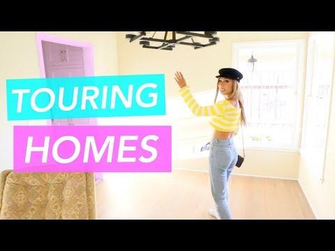 I'M BUYING A HOUSE!? | MYLIFEASEVA VLOGMAS 2017 DAY 5