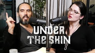 Christian Radicalism & Living A Good Life | Russell Brand & Elizabeth Oldfield