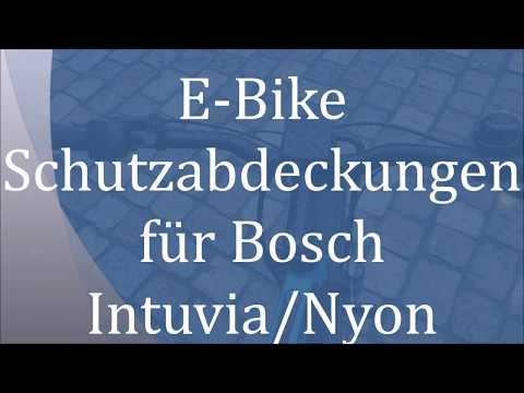 BeDiCo Bosch E-Bike Schutzabdeckungen