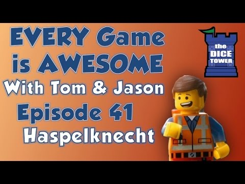 Every Game is Awesome 41: Haspelknecht