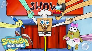 SpongeBob's Funniest Moments from NEW Episodes! 🤣 | SpongeBob SquarePants | Nick