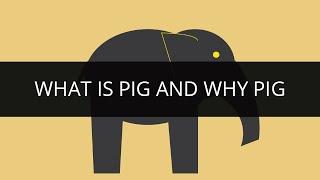 What is Pig and Why Pig | Pig Explained | Hadoop Pig Tutorial | Edureka