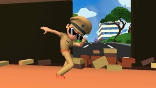 LITTLE SINGHAM ANDROID GAME PLAY #Kids Games To Play Free Online #Games For Kids #Download Game